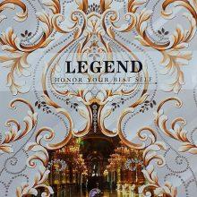 آلبوم کاغذدیواری لجند Legend