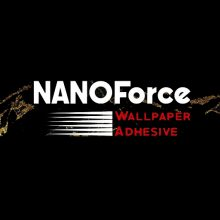 چسب کاغذدیواری نانو فورس NANO FORCE