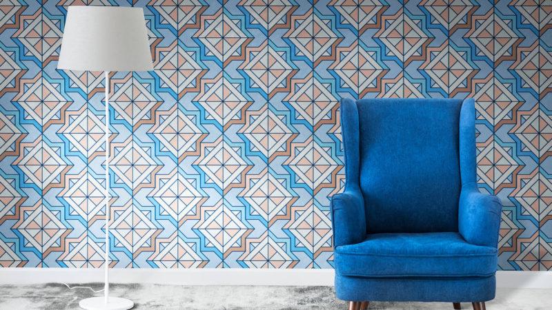 اشنایی با انواع کاغذ دیواری
