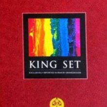 آلبوم کاغذ دیواری کینگ ست KING SET
