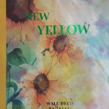 آلبوم کاغذ دیواری نیو یلو New Yellow