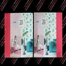 آلبوم کاغذ دیواری زدفور Z4