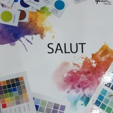 البوم کاغذ دیواری سالوت SALUT