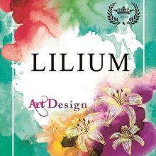 آلبوم کاغذ دیواری لیلیوم Lilium