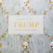 آلبوم کاغذ دیواری ترامپ TRUMP