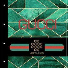 آلبوم کاغذ دیواری گوچی Gucci