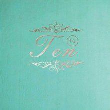 آلبوم کاغذ دیواری تن TEN