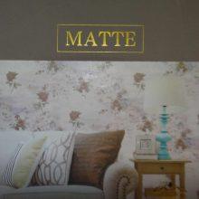 البوم کاغذ دیواری مات MATTE